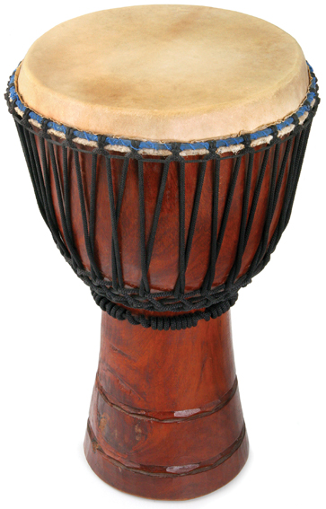 West African Drum Africa in the ozarks,